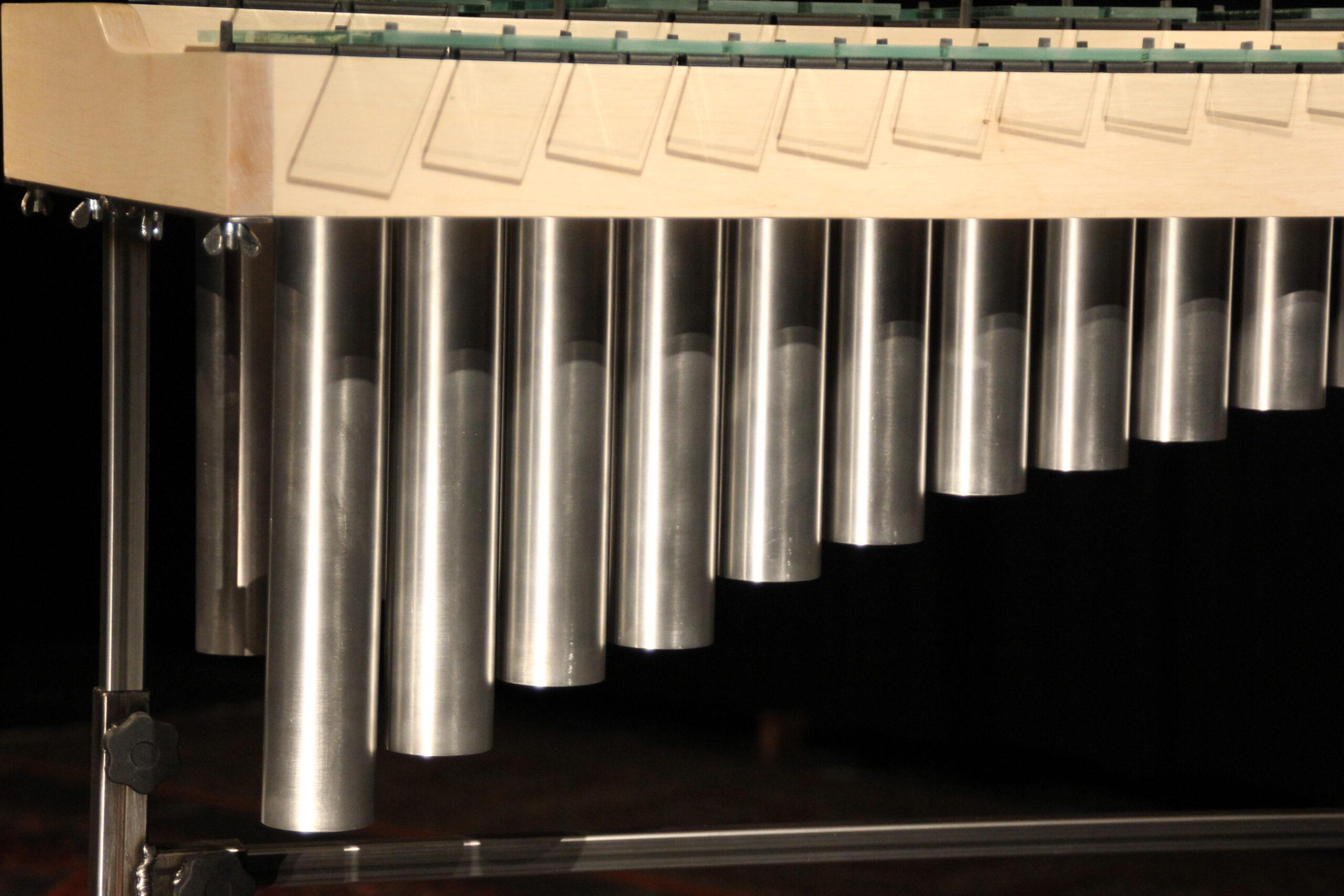 Glass marimba